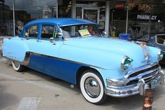 1954 Pontiac Sedan