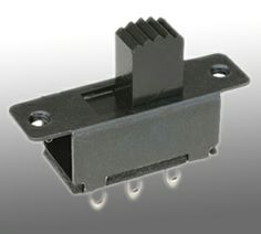 We are the most important manufacturer and service provider of slide switches which are produced maintaining global quality standard. These switches are highly reliable and have been tested on various parameters. Our switches are suitable for variable industrial as well as consumer electronics applications. These switches are available in various specifications and can be customized as per the needs of the clients.
