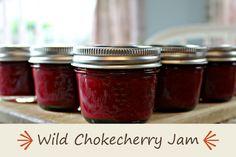 Wild Chokecherry Jam