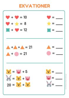 Number Puzzles, Maths Puzzles, Kids Math Worksheets, Math Activities, Dyscalculia, Bra Hacks, Math For Kids, Working With Children, Word Problems