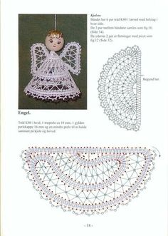 Bobbin Lace Patterns, Crotchet Patterns, Doily Art, Bobbin Lacemaking, Bruges Lace, Crochet Angels, Theme Noel, Lace Jewelry, Lace Making