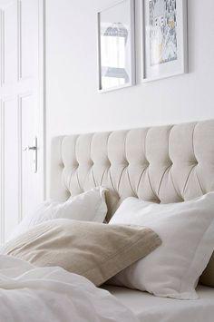 Fine sygninger på sengegavlen. Sänggavlar & huvudgavlar online - Ellos.se