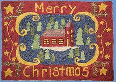 "www.judycrips.com Merry Christmas 22""x29"""