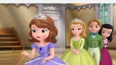 ✫ღ✫ Cartoon Princess Sofia The First Full Movies 2015 In English Part 1