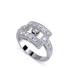Nickel Free Sterling Silver Round Shaped Clear Cubic Zirconia Polished Finished 3mm Band Ring Size 9 (Jewelry)  http://www.1-in-30.com/crt.php?p=B000CDYDFS  B000CDYDFS