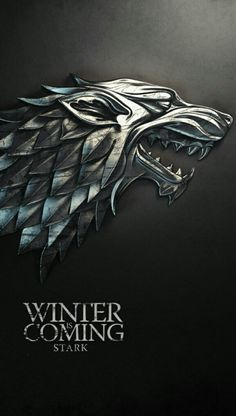 got wallpaper house stark winter isso coming