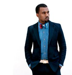 """This is my favorite rapper, Kanye West. I liked him since the end of first grade. I loved him ever since. I think he is one of the best. Hes the """"LeBron of rhyme"""""""