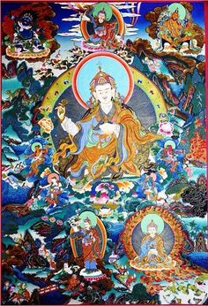 Yumka dechen gyalmo dakini land pinterest buddhism tibetan prophecies of the birth of guru rinpoche fandeluxe Image collections
