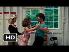 Eric Carmen (vocalist) - Hungry Eyes (actors: Jennifer Gray, Cynthia Rhodes, and Patrick Swayze) Scene from Dirty Dancing With this movie, I fell in love with Patrick: finally, a white man that could dance! Patrick Swayze, Dance Videos, Music Videos, Jennifer Grey, Partner Dance, Shall We Dance, Best Dance, Learn To Dance, We Movie