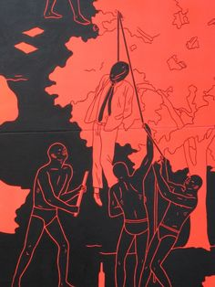 WAR, PEACE, AND CLEON PETERSON AT THE GUERRERO GALLERY