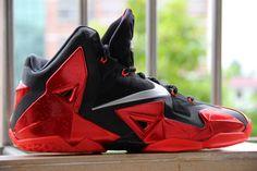 Nike Lebron XI Miami Heat, 626374-001