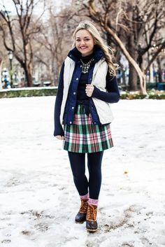 8e5cd6e16 169 Best Plaid Skirts images in 2019   Checkered skirt, Fashion ...