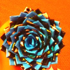 Ducktape rose pen