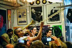 Trombone Shorty, Louisiana Music Factory, Jazzfest '12