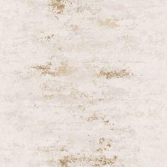 I Love Wallpaper Venice Industrial Metallic Wallpaper Ivory Gold - Wallpaper from I Love Wallpaper UK Grey Wallpaper Uk, Cream And Gold Wallpaper, Rose Gold Wallpaper, Unique Wallpaper, Home Wallpaper, Textured Wallpaper, Wallpaper Designs, Gold Wallpaper Living Room, Latest Wallpaper