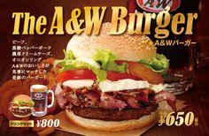 A&W沖縄 | ファストフードレストラン「A&W」を運営。ルートビア等のメニュー、キャンペーン、店舗情報。
