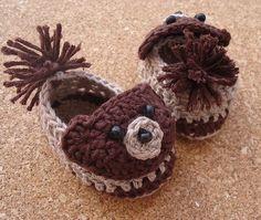 Ravelry  Teddy Bear Crochet Shoes pattern by Beauty Crochet Pattern  4.95  Crochet Mittens 8fc006ad4