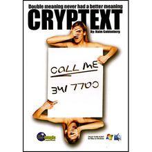 Cryptext by Haim Goldenberg - Trick