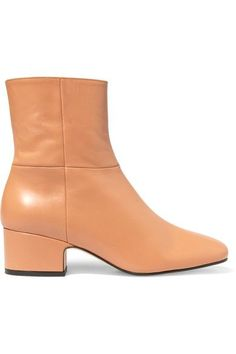 Joseph - Leather Ankle Boots - Tan - IT35.5