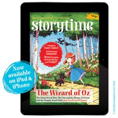 Long journeys made easier with Storytime Issue 2 on the iPad! Get it here: https://itunes.apple.com/gb/app/storytime-brilliant-stories/id1033852253?mt=8