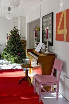 Tältä näyttää taiteilijatalo, jossa Oiva Toikka ja Kaj Franck ovat asuneet