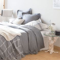 Edred n y funda de coj n rayas patchwork zara home casa - Zara home online espana ...