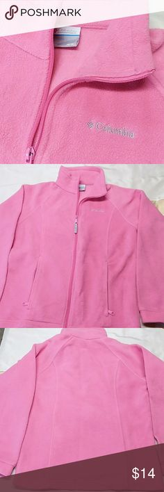 Columbia Cold gear fleece fabric size:14/16 Columbia Jackets & Coats Vests