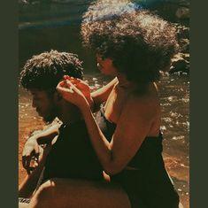 Black Couples Goals, Cute Couples, Love Couple, Couple Goals, Relationship Goals, Relationships, Afro Curls, Black Love Art, Let's Get Married