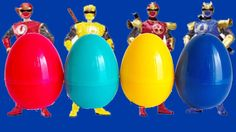 Surprise Eggs Opening   Surprise Toy Robot In Eggs   Toys For Video For ...