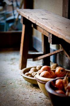 Fruit de jardin...