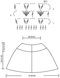 """DROPS 119-30 - Capa DROPS em croché com ponto de borbotos em """"Alpaca"""". Do S ao XXXL. DROPS design: Modelo no Z-488 - Free pattern by DROPS Design"""