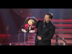 Terry Fator - Emma Taylor - Live from Las Vegas - Etta James  I watched him deservedly win season 2 of America's Got Talent.  He isn't only a ventriloquist (sp?)  He is one that sings in OTHER peoples's (usually famous) voices.  Amazing and does very well in Vegas since he won way back.