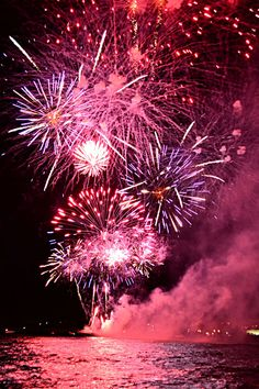 We think pink fireworks are perfectly suitable. Happy New Year everyone! Pink Wallpaper Iphone, Aesthetic Iphone Wallpaper, Wallpaper Backgrounds, Aesthetic Wallpapers, Bedroom Wall Collage, Photo Wall Collage, Picture Wall, Fogo Gif, Pink Fireworks