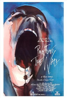 """Pink Floyd - The Wall Poster print - 13""""x19"""" or 24""""x36"""" print - Pink Floyd concert - Roger Waters - David Gilmour - Rock and Roll poster"""