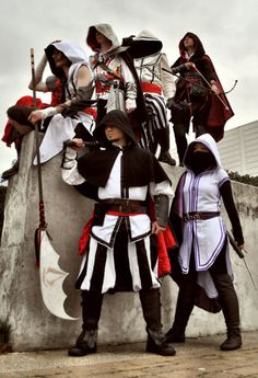 assassin's creed cosplay tutorial - Recherche Google
