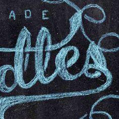 Chalkboard Font in Photoshop