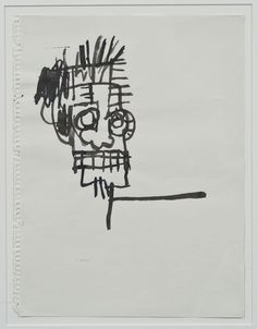 As far as New York artists go, Jean-Michel Basquiat is about as authentically New York as it gets. The Brooklyn-born icon is the subject of a seminal new exhibition, Basquiat: The Unknown Notebooks, which places the pages of eight of the artist's noteb. Basquiat Tattoo, High Museum, Art Museum, Neo Expressionism, New York Museums, Jean Michel Basquiat, Wallpaper Magazine, The V&a, American Artists