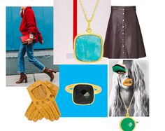Styling by sofiemwe showing Bubble Facet Square Pendant Sky Blue Gold, Bubble Facet Square Ring Black Gold and Bubble Facet Pendant Green Gold #jewellery #Jewelry #bangles #amulet #dogtag #medallion #choker #charms #Pendant #Earring #EarringBackPeace #EarJacket #EarSticks #Necklace #Earcuff #Bracelet #Minimal #minimalistic #ContemporaryJewellery #zirkonia #Gemstone #JewelleryStone #JewelleryDesign #CreativeJewellery #OxidizedJewellery #gold #silver #rosegold #hoops #armcuff #jewls…