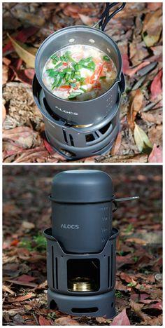 Cookware Pot #mini #travel #hiking #outdoor