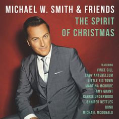 Saved on Spotify: It's The Most Wonderful Time Of The Year by Michael W. Smith