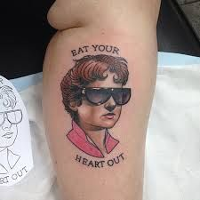 grease tattoo - Google Search