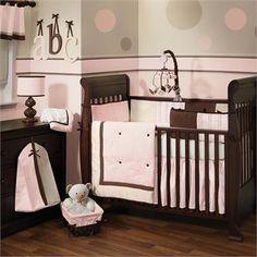 Baby girl nursery :) http://media-cache6.pinterest.com/upload/36310340715198605_LKdvVRjl_f.jpg nataliemag babies