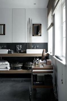 Beautiful black and white home in Germany shot by Janne Peters - Fotografie, Food, Stills, Interior, Fotografin, Fotograf, Hamburg