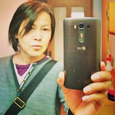 Selfie-Photo 自撮り写真オンリー: Selfie-Photo 鏡に写して自撮