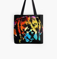 Beautiful Beagle animal print tote bag. Watercolor art work for dog lovers. Cat Dad, Dog Mom, Animal Print Tote Bags, Beagle Art, Dog Artwork, Kawaii Cat, Cute Pugs, Cat Colors, Baby Owls