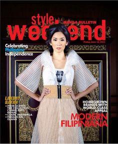 Filipiniana Mod: Buckle up your Maria Clara dress.