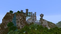 skrufor minecraft castle