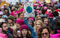 Let's be honest. On November 8th the country made a decision that put everything we hold dear under attack. On January 21st, millions of women worldwide stood up and howled their dissent. That was day 1. But we need to show up for days 2-1,460. This is why outdoor women need to lead the charge …