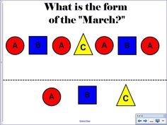 "♫ We ❤ Music @ HSES! ♫: ""March"" from the Nutcracker - learn form, then move to it"