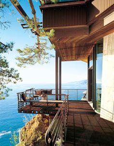 Дом в Калифорнии  Архитектор Мики Мюениг, дизайнер Марк Бун
